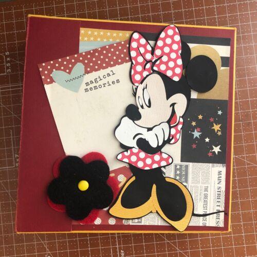Handmade Disney Mini Album
