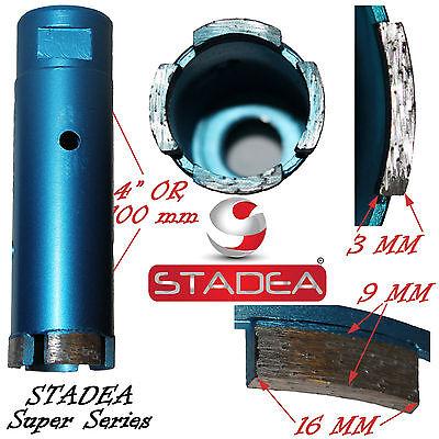 Stadea 1 12 Inch Marble Stone Granite Diamond Hole Saw Core Drill Coring Bits