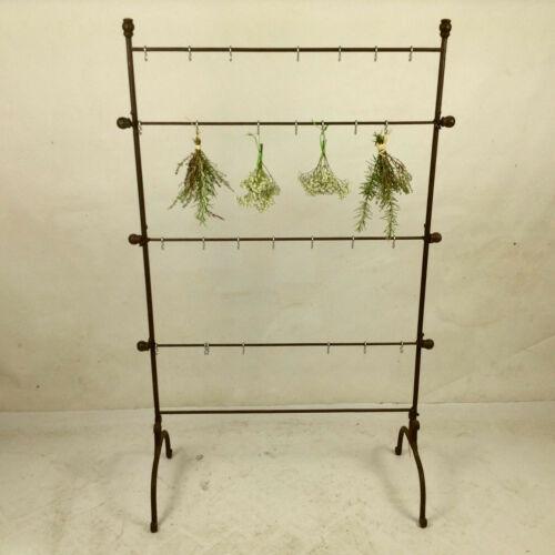 Stand Herbarium Herbs Stand Presentation Stand Vendor Stag