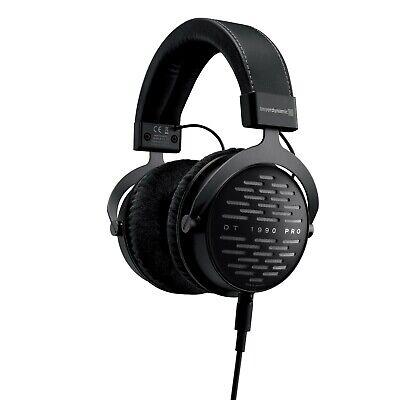 beyerdynamic DT 1990 PRO Over-Ear-Studiokopfhörer in schwarz. Offene Bauweise