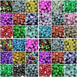 Round-Glass-Crackle-Beads-400-4mm-200-6mm-100-8mm-50-10mm-ML