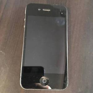 iPhone 4, Black, 32GB Richmond Hawkesbury Area Preview