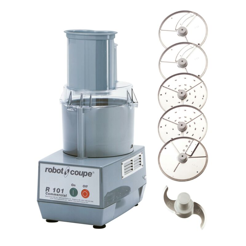 Robot Coupe R101P Benchtop / Countertop Food Processor