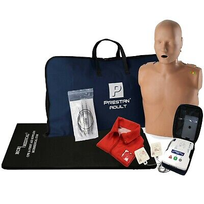 Cpr Manikin With Feedback Aed Ultratrainer Kit