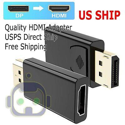 China Display (Display port to HDMI Displayport DP to HDMI Cabl Adapter video Port to hdmi)