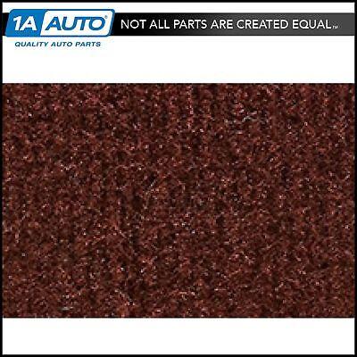 for 78-80 Chevrolet Corvette Passenger Area Carpet 875 Claret/Oxblood