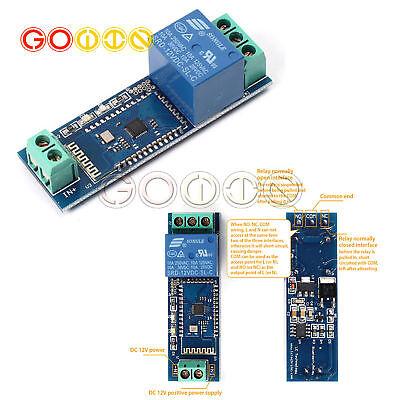 12v 10a Bluetooth Smart Relay Remote Control Switch Wireless Module