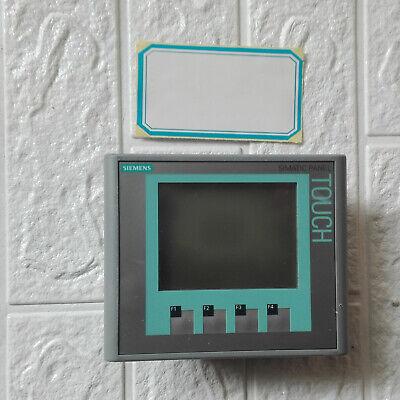 Used Siemens Touch Screen Hmi 6av6 647-0aa11-3ax0 6av6647-0aa11-3ax0 Tested