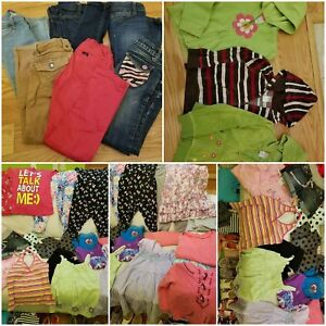 Size 5 girls summer and fall lot