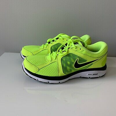 GS Running Shoes Youth  5Y 6Y  599793 401 New Girls Nike Dual Fusion Run 2