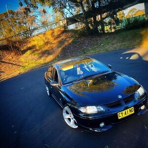 2001 Holden Commodore Ss 4 Sp Automatic 4d Sedan