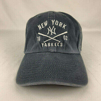 Toddler Size MLB New York Yankees Vintage Hat Cap Adjustable Strap Drew Pearson