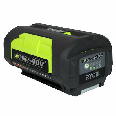 Factory Reconditioned Ryobi OP4026 40V Lithium Ion Battery for RY40403 RY40220