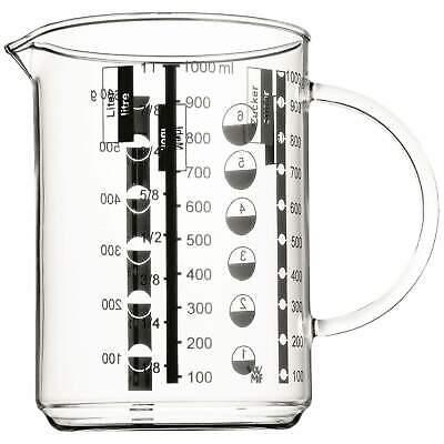 WMF Vaso Medidor 1,0 Litro de Cristal