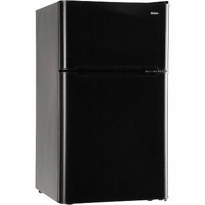 Compact 3.2-cu ft Refrigerator Mini Freezer 2 Door College Home Office Dorm NEW
