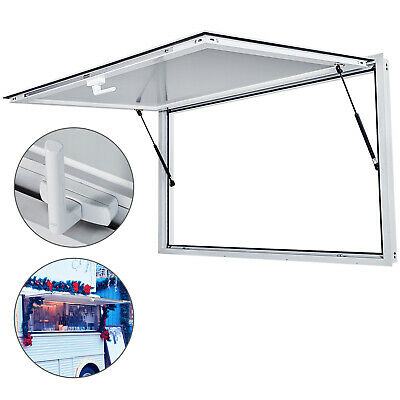 Concession Trailer Serving Window 40 X74 Stand Window Awning Truck Serving New