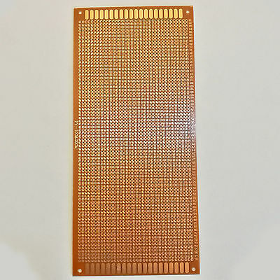 Us Stock 2pcs Prototype Pcb Universal Bread Board 10 X 22cm Sigle Side Copper