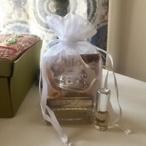 NEW Chloé Eau de Parfum 30 ml + sample.