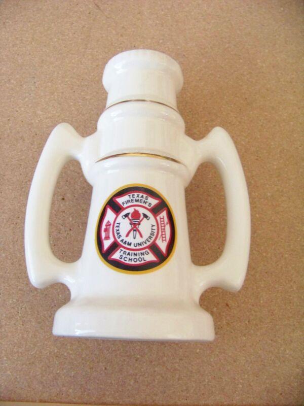 Texas A&M Fireman