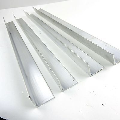 18 Wall Thickness 2 By 2 Aluminum Angle 31 Long Qty 4 Sku 137768