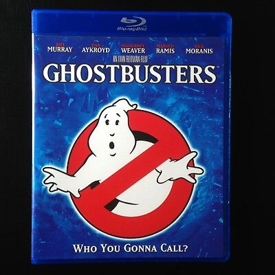 Ghostbusters, Blu-ray, 2009 BILL MURRAY, DAN AYKROYD, HALLOWEEN, GHOST - Dan Aykroyd Halloween