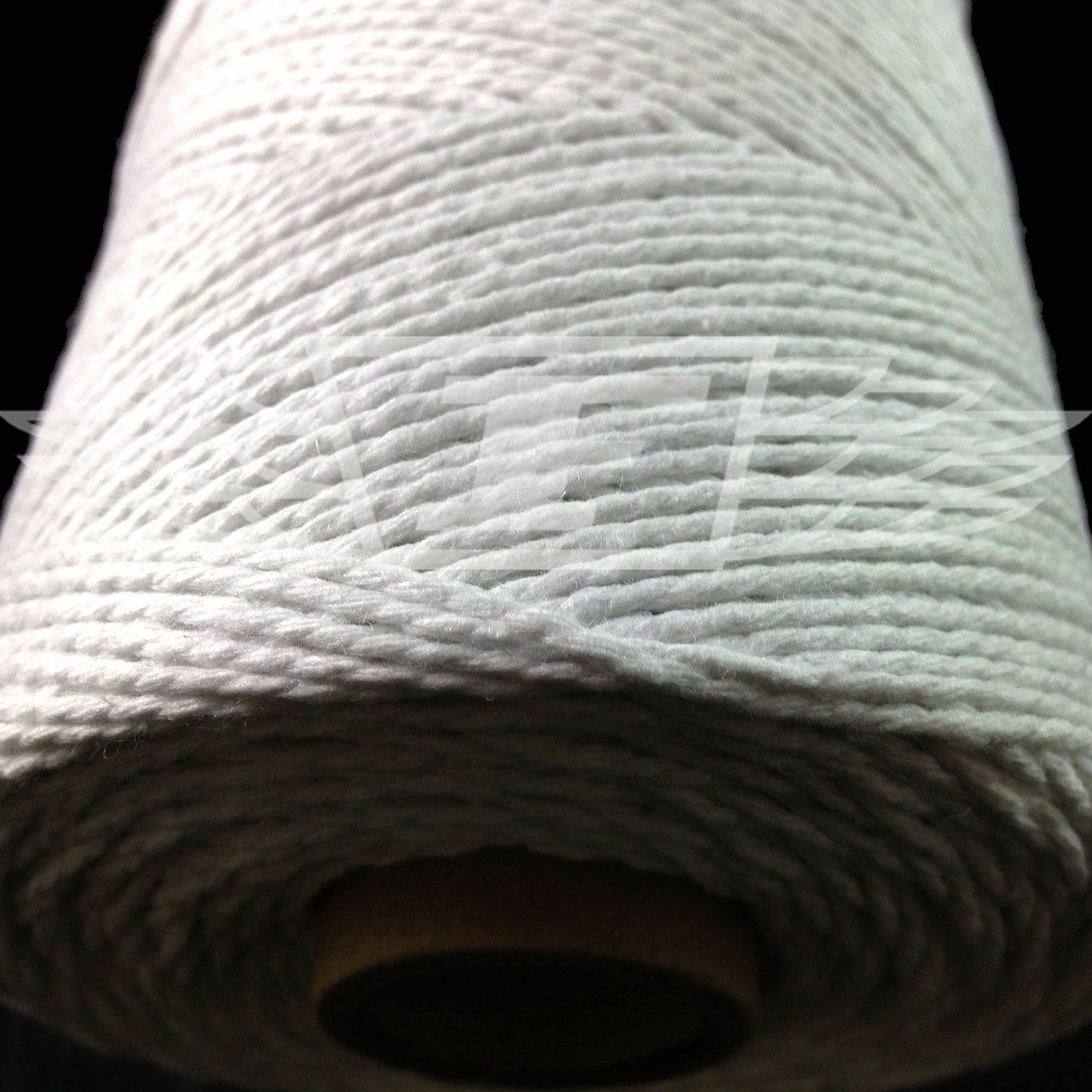 1 x 10m SPARKLING SILVER CHUNKY CHRISTMAS BAKERS TWINE XMAS BUTCHERS BAKERS 4mm