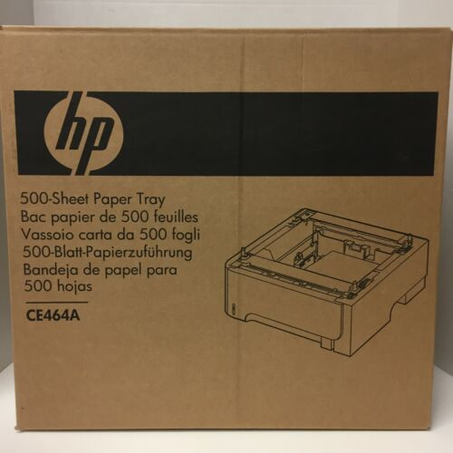 HP Paper Tray CE464A 500 Sheet 2055 Series Genuine Sealed