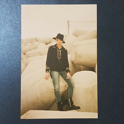 Rm - Official Postcard Armypedia BTS HYYH Pt.1