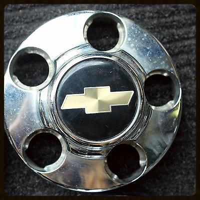 Single OEM Chevy CHEVROLET 1500 GMC CENTER CAP 1990 1991 1992 1670 1616 46249