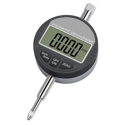 0.001mm0.00005 Digital Probe Ranging 0-12.7mm Dial Indicator Clock Dti Gauge