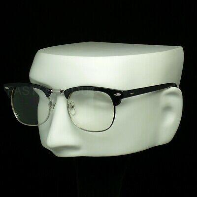 Clear lens glasses men women new nerd geek fake retro vintage hipster frame (Retro Clear Glasses)