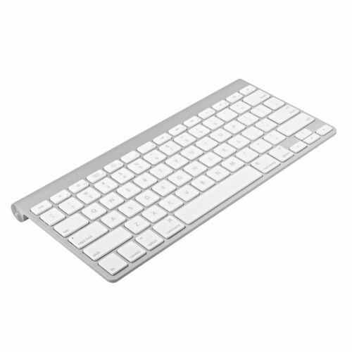 Wireless Bluetooth Anodized Aluminum Keyboard - MC184LL/A Apple