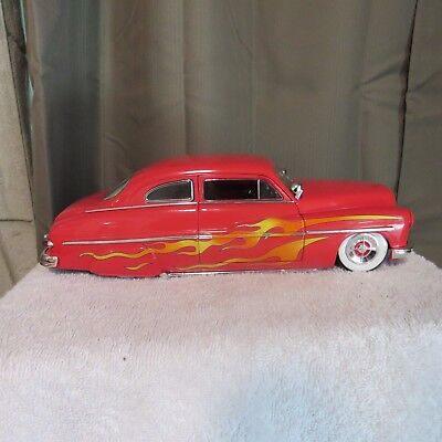 ERTL American Muscle Grease 1949 Mercury Custom Coupe 1:18 Scale Die Cast
