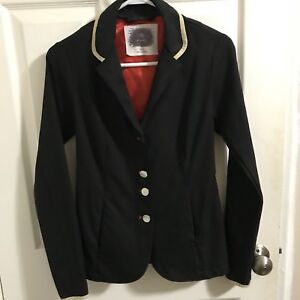 Horseback riding show jacket size small