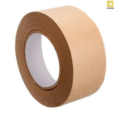 Paper Tape Bundled Adhesive Paper Tapes Sealed Water Activated Painting Sticker