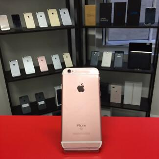 Manufacturer Refurbished iPhone 6s Rose Gold/Space Grey
