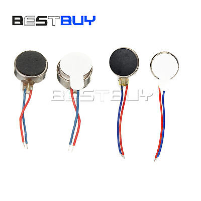 Coin Flat Vibrating Micro Motor Dc 3v 8mm10mm For Pager Cell Phone Mobile