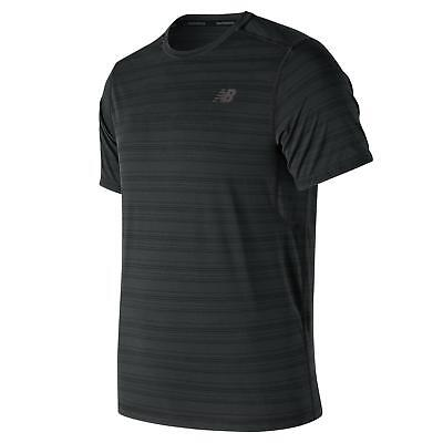 New Balance Men's Anticipate Short Sleeve Running T-Shirt