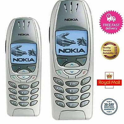 NEW CONDITION Nokia 6310i Unlocked Mobile Phone - Silver +12 Months WARRANTY