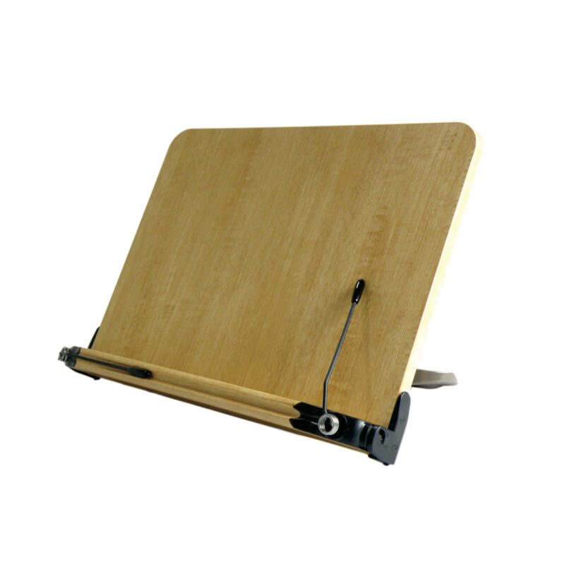 [O-101] NICE Book Stand Bible Wooden Reading Holder Desk bookstands Portable