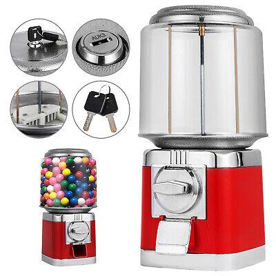 ORIGINAL Northwestern Gumball Candy Nut Bulk Vending Machine Lock /& Key NOS
