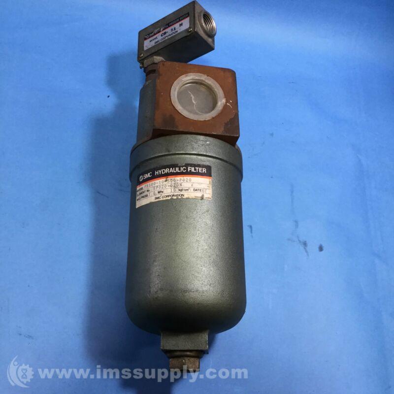SMC FH100-10-500-P020 FHG Hydraulic Filter 4484
