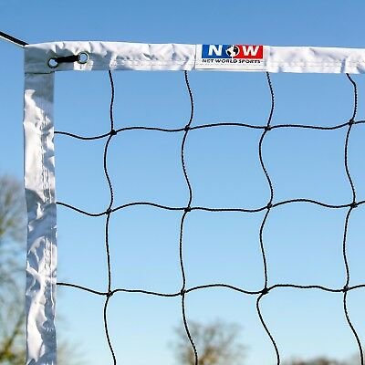 Beach Volleyball Net - Hit the Beach With Our Pro-Spec Net - [Net World Sports]
