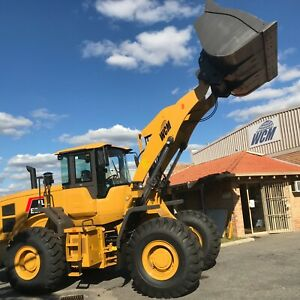 WCM FL960K wheel loader, 18ton, Hydro static Drive, Cummins, Mine spec. Maddington Gosnells Area Preview