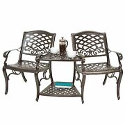 Outdoor Patio Furniture Bench