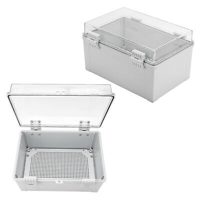 Junction Box Waterproof Power Distribution Enclosure Electrical Connection Case