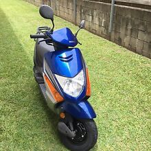 Honda scooter Cannon Hill Brisbane South East Preview