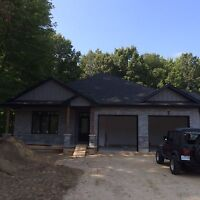 New construction and renos