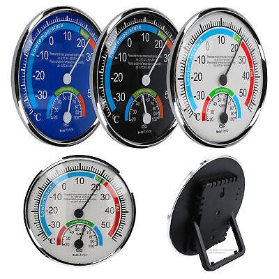 Thermometer Hygrometer Thermo analog Luftfeuchtigkeit Raumklimakontrolle Innen