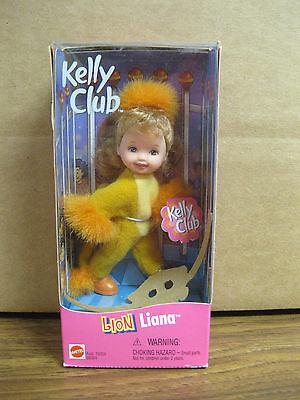 2000 Lion *Liana* doll